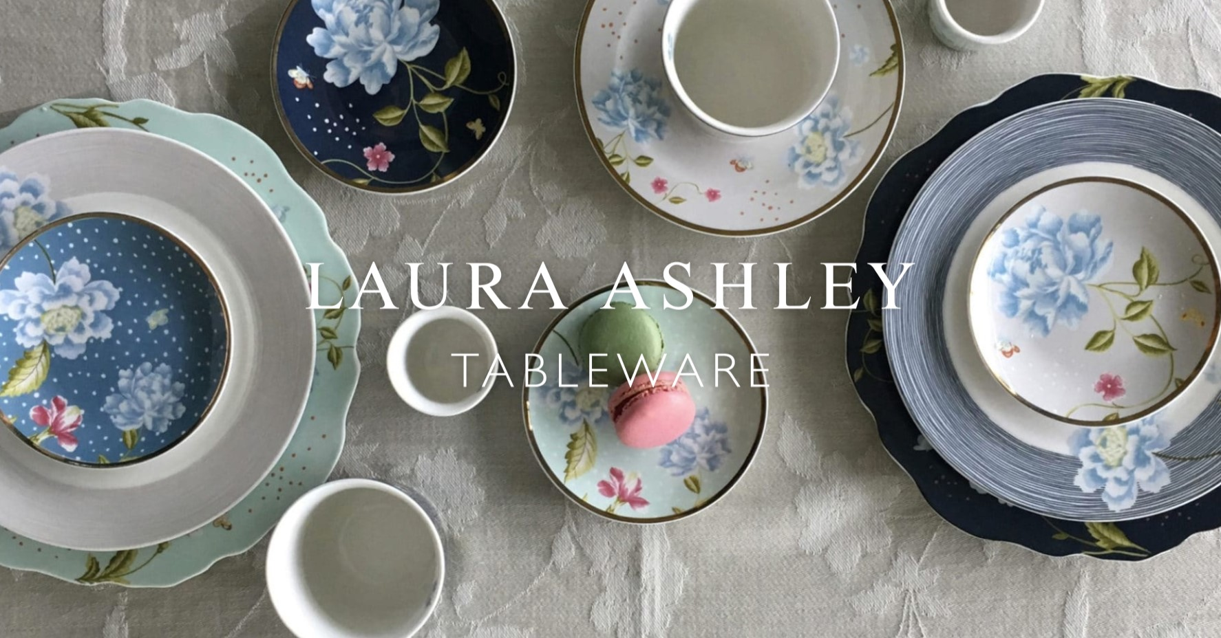 Laura Ashley heritage collectables servies