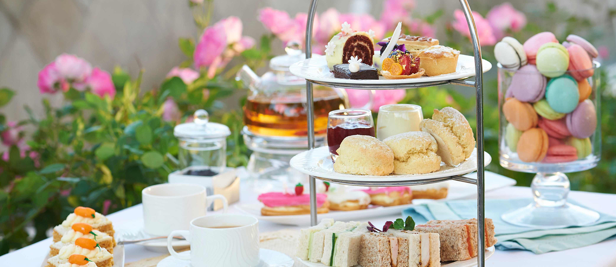 GW blog high tea