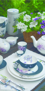 Marjolein Bastin Sketch of nature servies webshop