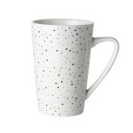180364-Beker-XL-wit-glitter-Dutch-Rose