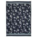 180807 Theedoek Midnight Flowers 50x70 cm - Laura Ashley Heritage servies