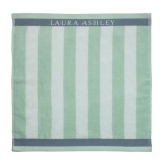 180809 Keukendoek Mint Stripe 50x50 cm - Laura Ashley Heritage servies