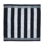 180811 Keukendoek Midnight Stripe  50x50 cm - Laura Ashley Heritage servies