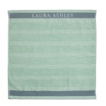 180813 Keukendoek Mint Stripe 50x50 cm - Laura Ashley Heritage servies