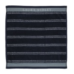 180815 Keukendoek Midnight Stripe 50x50 cm - Laura Ashley Heritage servies